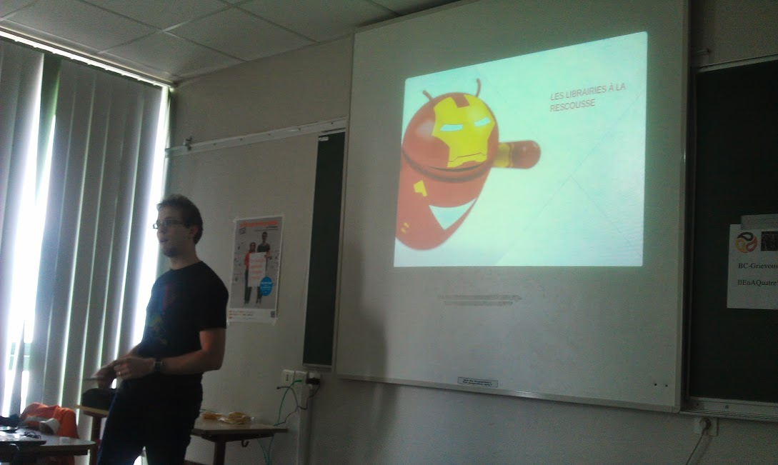 BreizhCamp 2013 # Android BootStrap