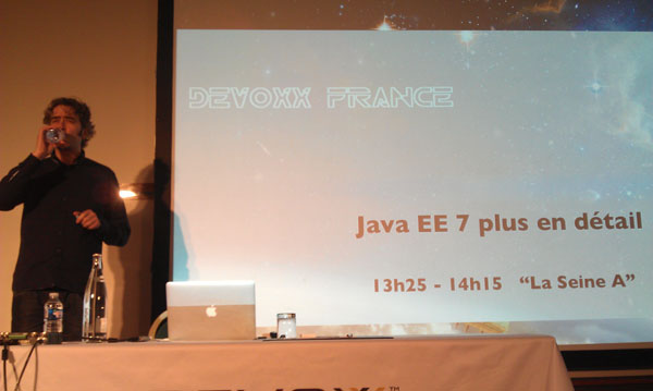 Devoxx France 2013 # Conférence # Java EE 7 plus en détail