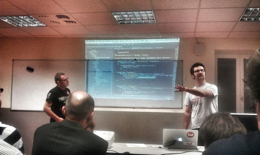 Soirée JUG Nantes : Du SQL au NoSQL en moins d'une heure (Partie 2)