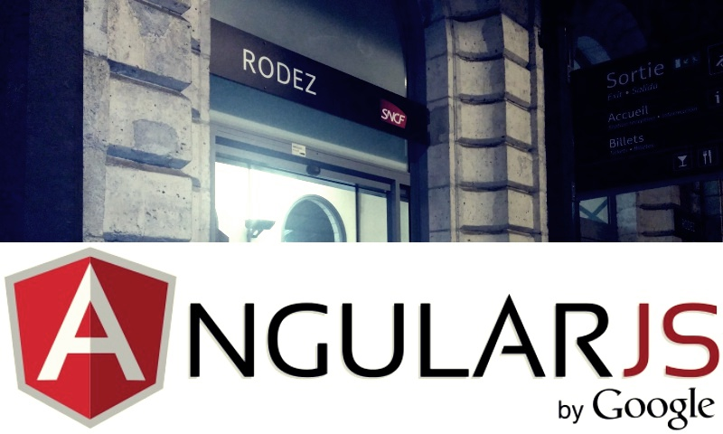 Quand notre formateur AngularJS va de Nantes à Rodez